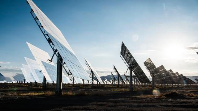 Páneles solares CIDET