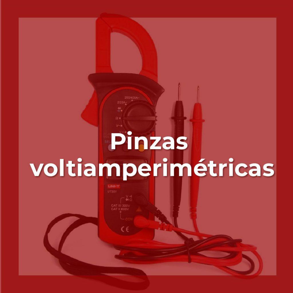 Pinzas voltiamperimétricas