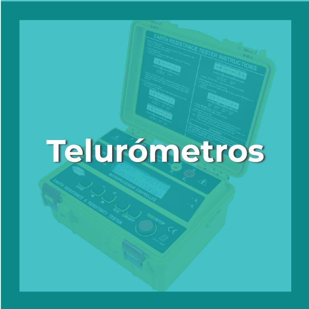 Telurómetros