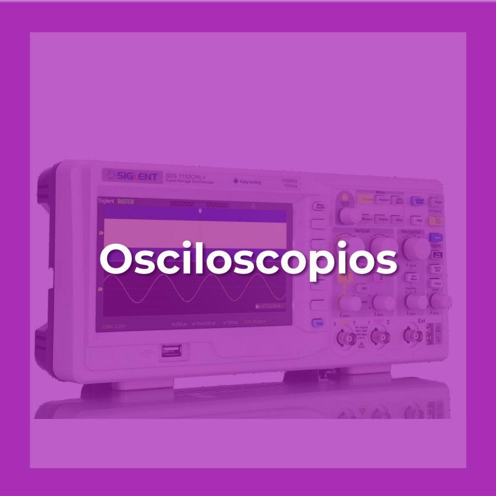 Osciloscopios